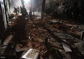煤气罐爆炸女子被炸飞,受损邻居起诉死者家属索赔