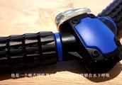 潜水呼吸器使用方法