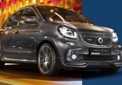 奔驰smart新款上市 售21.28万 微型车原来可以这么帅