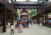 海南:分界洲岛阴雨天也未影响游客的热情