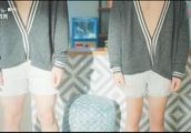 加油吧威基基:金正贤和孙承源穿上了秀雅新设计的超短裤生无可恋