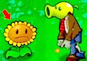 植物大战僵尸-1颗太阳花 vs 99999个僵尸