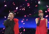 范姜彦丰和刘妍懿默契合唱,PK经典情歌对唱《因为爱情》