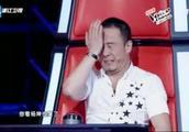 金志文第一次上台演唱,一开口唱的杨坤眼泪狂飙,太撕心裂肺了