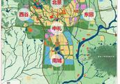 泰安最新城市规划:打造东园、西谷、南城、北景、中礼