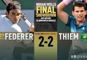 印第安大师赛决赛前瞻:费德勒夺冠将创历史,蒂姆渴望杀入前四!