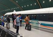 中国时速最快的列车,30公里仅需8分钟,如今却亏损严重受人冷落