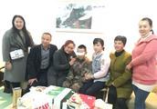 排雷英雄杜富国在云南开远医院迎来27岁生日