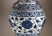 上海博物馆和大英博物馆——元青花欣赏