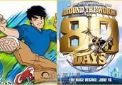 童年经典动画《成龙历险记》竟包罗了成龙所有的电影成就!