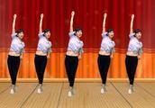 潇洒帅气32步广场舞《舞动街舞》英文版音乐,不同感受送您