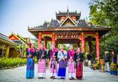 到西双版纳过大年,中缅第一寨勐景来,品香水莲的吃,喝,赏,用