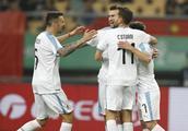 乌拉圭3:0胜乌兹别克,乌拉圭与泰国争夺冠军,中国想拿第三很难