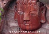 乐山大佛的兄弟佛,姿态站立成中国最大立佛,身世之谜至今未解