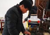 春节过完,从河南来了几个人,来学老潼关肉夹馍技术(生活记录)