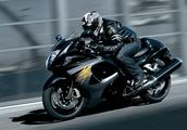环保不达标曾经地表最速摩托车铃木隼即将停产