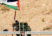 巴勒斯坦武装用国旗做成了诡雷,以色列军队中招,6人当场被炸死