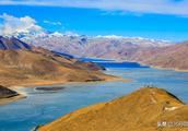 西藏三大圣湖之一的羊卓雍措有多大,大约是杭州西湖的70倍