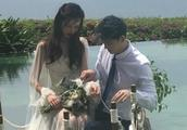 郭品超黄一琳巴厘岛拍摄婚纱照,男方出面回应恋情