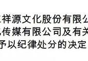 """深夜重磅!赵薇夫妇遭上交所""""封杀"""":5年内别做董监高"""
