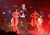给来不及去的歌迷看:刘德华演唱会2018演唱会高清图大全