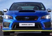 348hp 马力的 斯巴鲁WRX STI Diamond Edition 堪称南非史上最强