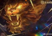 王者荣耀:官方公布第二张达摩新皮肤原画,金色狮子来袭