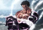海贼王:尾田设计卡普外传,年轻巅峰的卡普,一拳头能打死多少人