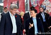 为什么马云能见这么多领导人,而王健林、马化腾不行?