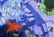 数码宝贝:四天王封印四圣兽最不可思议的一对