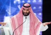 沙特王储访问巴基斯坦 获赠一把镀金冲锋枪