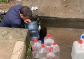 桐庐一处山泉水爆红 疾控中心提醒:不要直接饮用