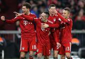 欧冠小组赛进球榜:巴黎火力最猛 莱万8球、梅西6球