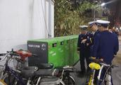 深圳5部门深夜兵分5路,直插现场暗访全市电动车充电及停放