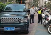 孪生路虎街头同时现身 警方追踪月余查出两车主还是兄弟