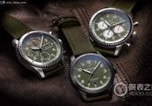 纪念航空传奇 百年灵推出三款全新Aviator 8柯蒂斯战鹰战机腕表