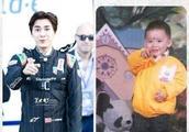 190315 小时候VS长大后照片对比 从小帅到大的李易峰依旧可爱帅气