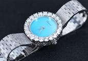 钻石蓝海 实拍萧邦L'Heure du Diamant系列腕表