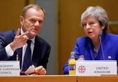 """特雷莎·梅向欧盟提出将""""脱欧""""延期至6月30日"""