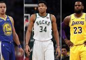 突发!2019年NBA全明星第三轮投票更新:詹姆斯和字母哥将成队长