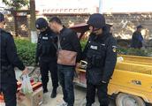 玉溪易门:后果很严重!四人非法运输爆竹被行拘
