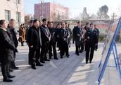 """临汾市司法行政?#20302;?#25512;进""""三基建设""""现场会在襄汾召开"""