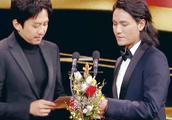 两大型男陈坤邓超华表奖同台 公开嫉妒叫板最佳男演员得主?