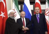 普京谈美国从叙利亚撤军,为何展现出与土耳其、伊朗不同的态度?