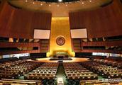 联合国大会上,中国取代日本地位,美俄赞成日本反对无效