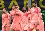 欧冠最新积分榜:巴萨晋级16强 摩纳哥造惨案出局 死亡之组诞生