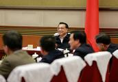 阿里巴巴集团马云在李克强总理主持的座谈会上发言