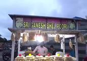 印度糊糊统统人民币3块钱!泰米尔纳德邦街头小吃,印度街头美食