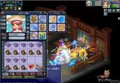 梦幻西游:战神爆爆的游戏日常,爆总开直播,打造召唤兽装备