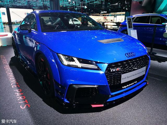 TT RS performance parts首发
